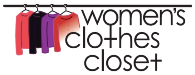 Women's clothes closet logo
